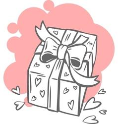 Valentines Day - set vector image