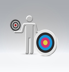 Choose your target vector image