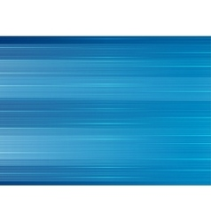 Bright blue abstract lines background vector