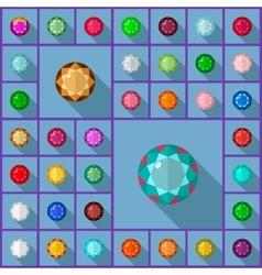 Gems round vector