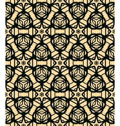Seamless pattern in art deco style vector image vector image