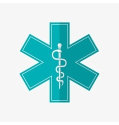 Medical care design health care icon colorful vector