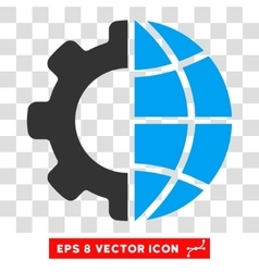 International manufacture eps icon vector
