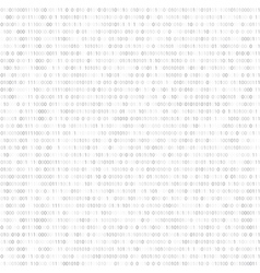 Binary code algorithm binary data code encryption vector