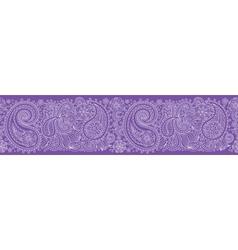Sampless pattern violet vector image