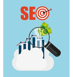 Search engine optimization vector