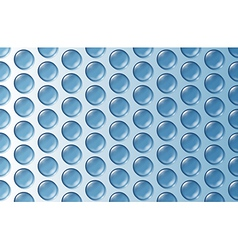 bubble wrap texture vector image