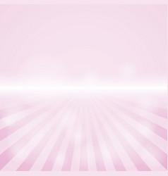 Pink color burst vector