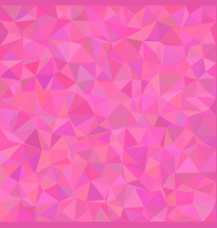 Abstract triangle tiled background - polygon from vector