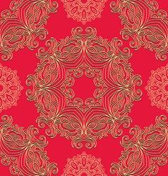 Mandala pattern80 vector