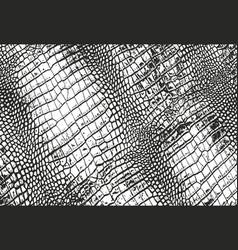Distressed overlay animal skin texture vector