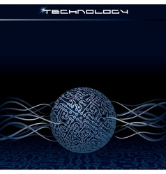 Technology Concept vector image