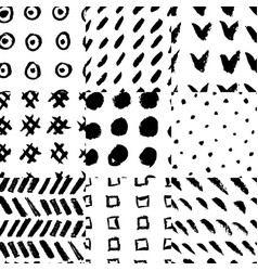 Rough pattern vector