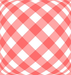 Gingham background vector