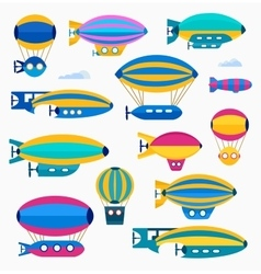 Cute balloon vector