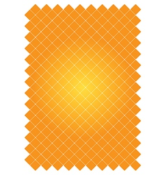 Radiating squares vector image vector image