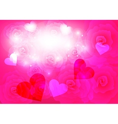 Romantic Floral vector image vector image