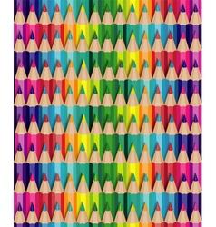 seamless crayon vector image vector image