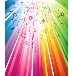 festive design vector image vector image