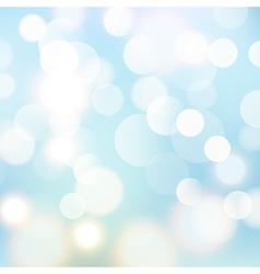 Light bokeh background glow shiny bright design vector
