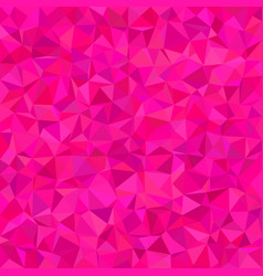 Abstract irregular triangle tiled background - vector