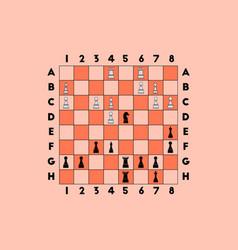 Chess vector