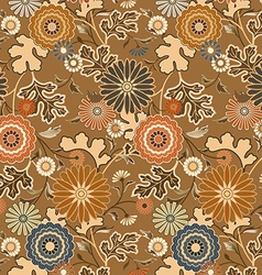 Japonaise in Brown vector image vector image