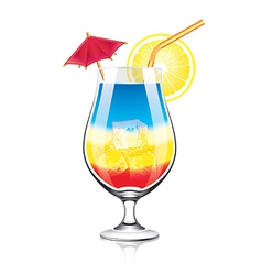 Object cocktail vector