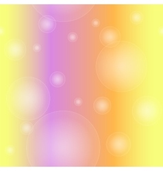 Seamless pattern of bubble vector