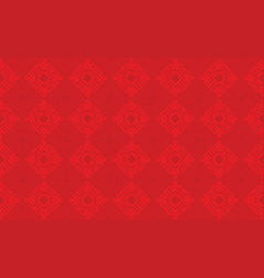 abstract chinese new year background design01 vector image vector image