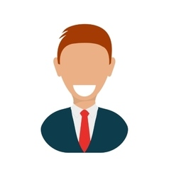 Man male avatar suit person icon graphic vector