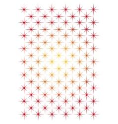Star wallpaper vector image