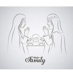 Christianity design vector