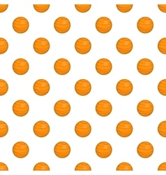 Mars pattern cartoon style vector