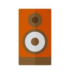 Computer speakers vector image vector image