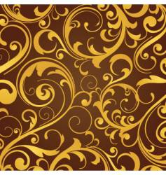 wallpaper design vector image vector image
