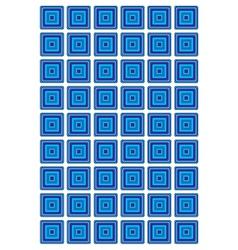 Square design wallpaper vector image