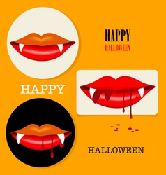 Happy halloween design background cute note paper vector