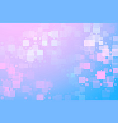 Blue purple white pink glowing various tiles vector