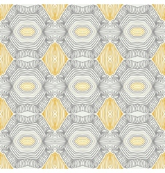 Vintage pattern fifties sixties wallpaper design vector