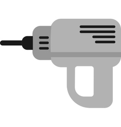 Drill machine vector