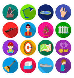 Production business hobbies and other web icon vector