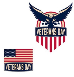 veterans day3 vector image