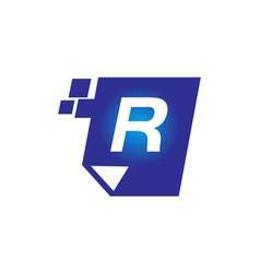 Digital paper initial r vector