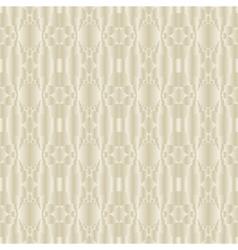 ecru pattern vector image vector image