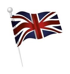 London city flag vector