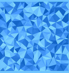 Geometric triangle tile mosaic pattern background vector