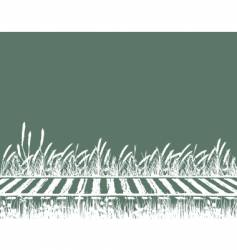 rails vector image vector image