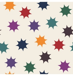 Background with color element vector image vector image