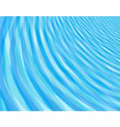 rippling vector image vector image